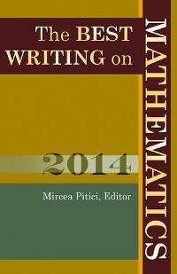The Best Writing on Mathematics cover