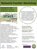 Network Frontier Workshop 2015 poster